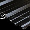 Chapa Trapezoidal T101 Negra